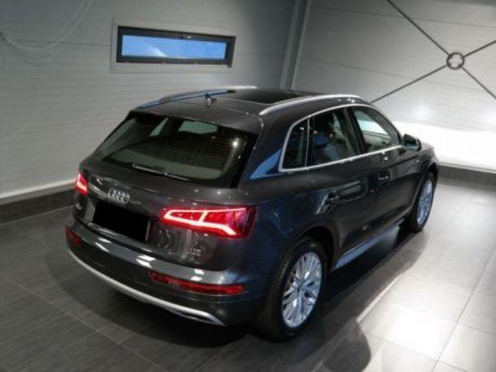 Audi Q5 2.0 TDI 190CH S LINE QUATTRO GRIS Occasion - 4