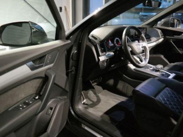 Audi Q5 2.0 TDI 190CH S LINE QUATTRO GRIS Occasion - 9