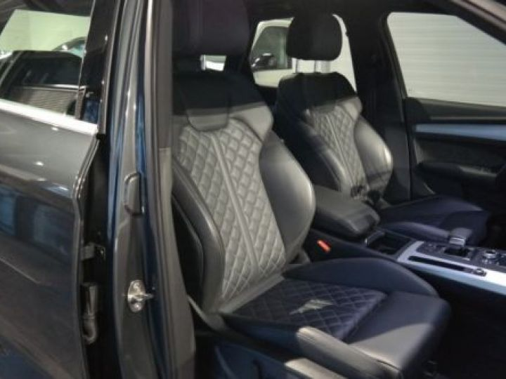Audi Q5 2.0 TDI 190CH S LINE QUATTRO GRIS Occasion - 10