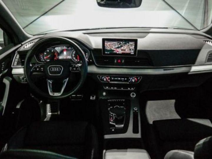 Audi Q5 2.0 TDI 190CH S LINE QUATTRO GRIS Occasion - 11
