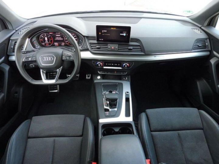 Audi Q5 2.0 TDI 190CH S LINE QUATTRO S TRONIC 7 GRIS  DAYTONA - 5