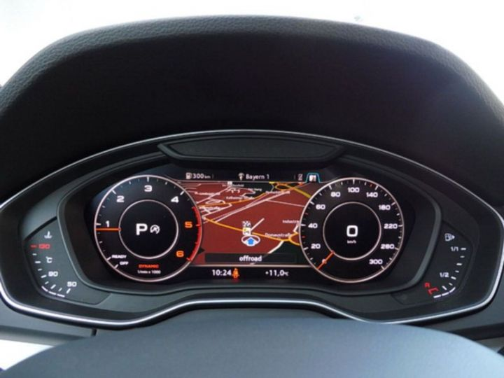 Audi Q5 2.0 TDI 190CH S LINE QUATTRO S TRONIC 7 GRIS  DAYTONA - 6