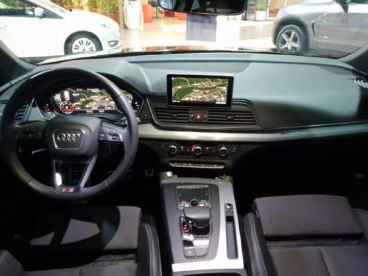 Audi Q5 2.0 TDI 190CH S LINE QUATTRO S TRONIC 7 NOIR Occasion - 8