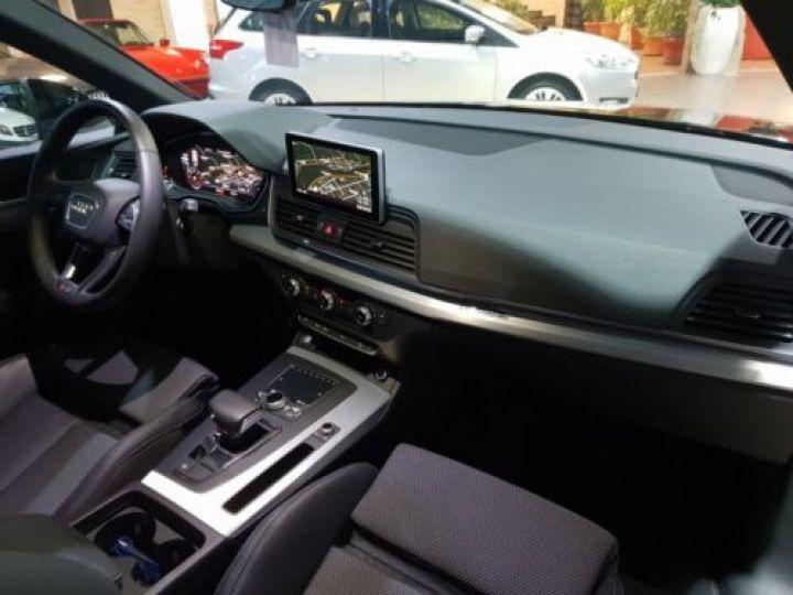 Audi Q5 2.0 TDI 190CH S LINE QUATTRO S TRONIC 7 NOIR Occasion - 12