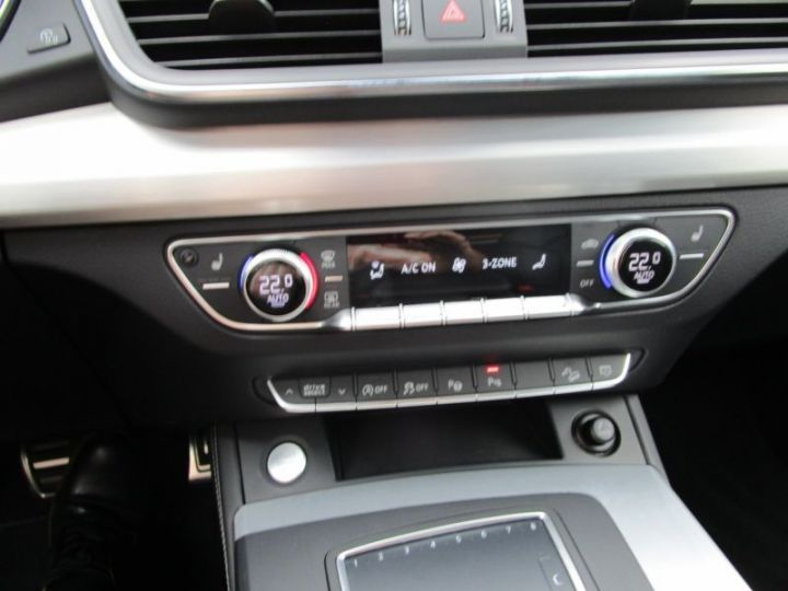 Audi Q5 2.0 TDI 190CH S LINE QUATTRO S TRONIC 7 BLEU Occasion - 11
