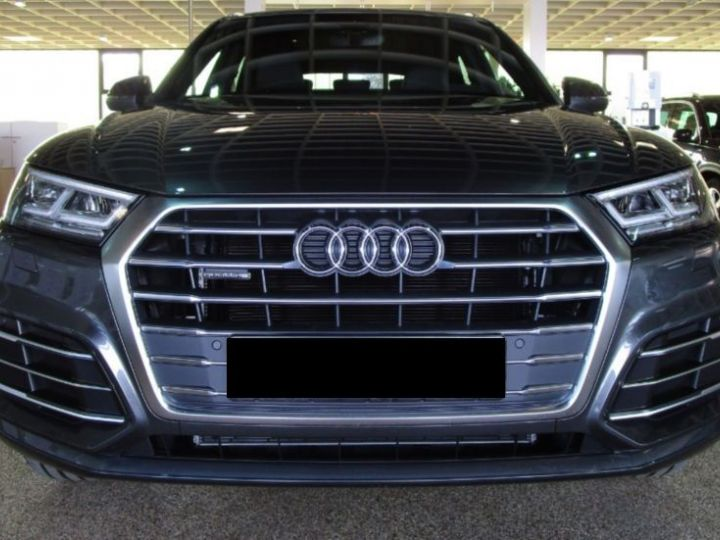 Audi Q5 2.0 TDI 190CH S LINE QUATTRO S TRONIC 7 GRIS Occasion - 4