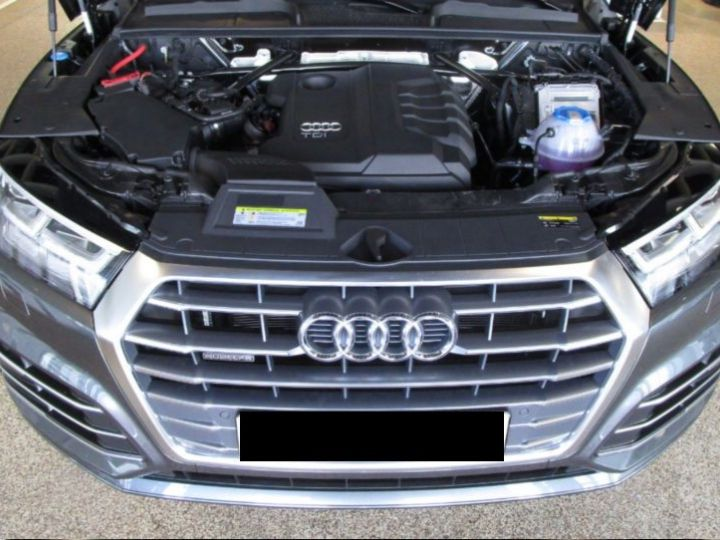 Audi Q5 2.0 TDI 190CH S LINE QUATTRO S TRONIC 7 GRIS Occasion - 12