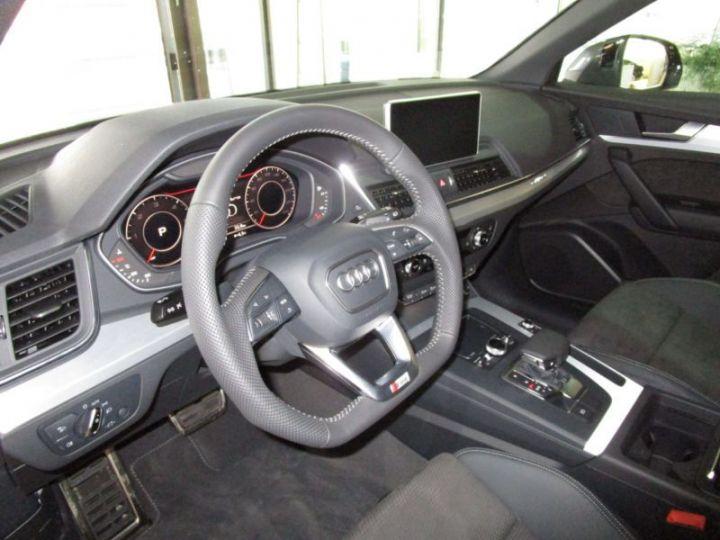 Audi Q5 2.0 TDI 190CH S LINE QUATTRO S TRONIC 7 GRIS Occasion - 15
