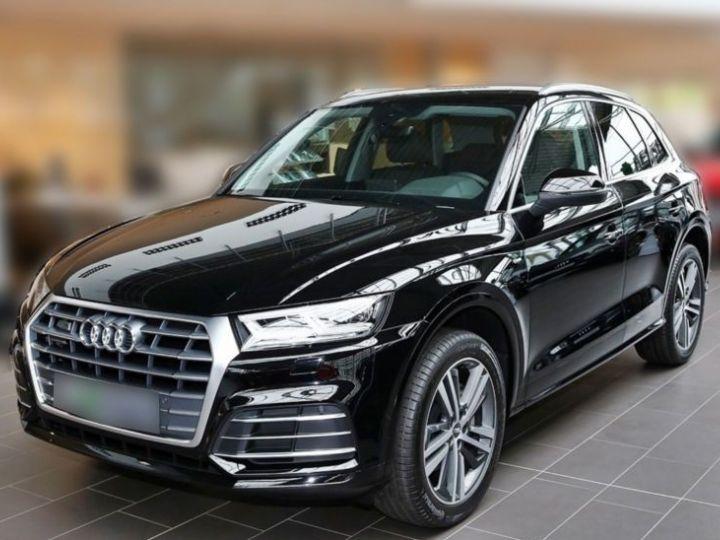 Audi Q5 2.0 TDI 190CH S LINE QUATTRO S TRONIC 7 NOIR Occasion - 1