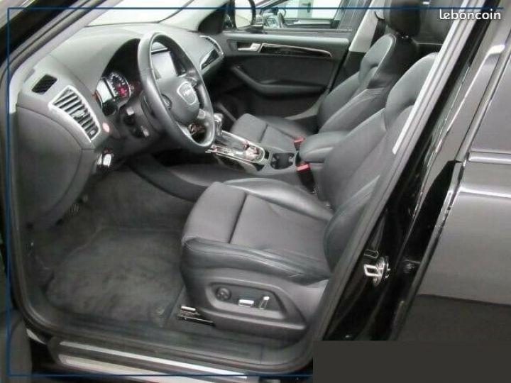 Audi Q5 2.0 TDI Quattro S-Line Noir - 4