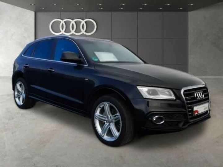 Audi Q5 2.0 TDI quattro S line NOIR  - 8
