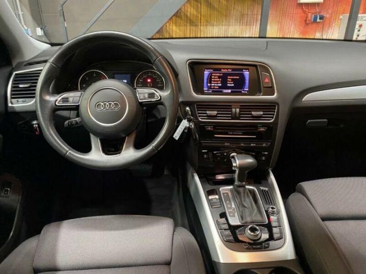 Audi Q5 2.0 TDI quattro S Tronic~NAVI~XENON~PANORAMA,1ere Main,47000Kms Bleu Peinture métallisée - 7