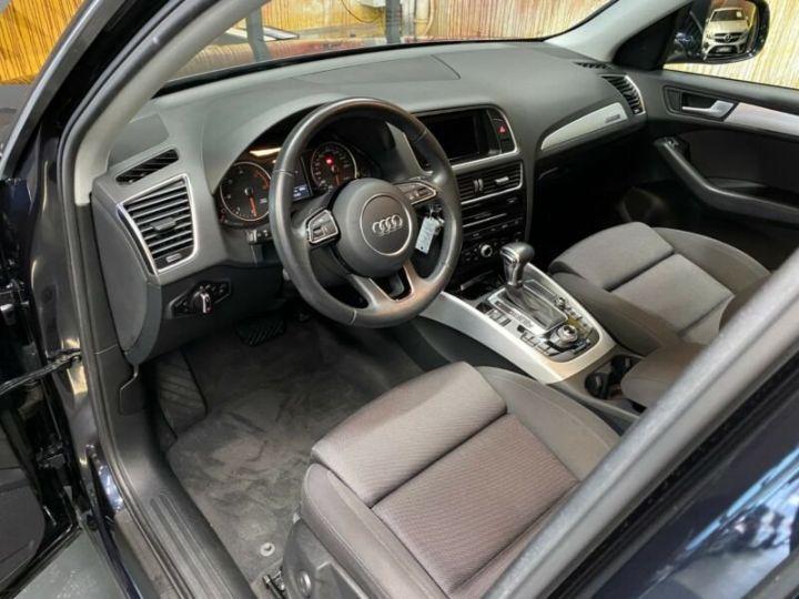 Audi Q5 2.0 TDI quattro S Tronic~NAVI~XENON~PANORAMA,1ere Main,47000Kms Bleu Peinture métallisée - 8
