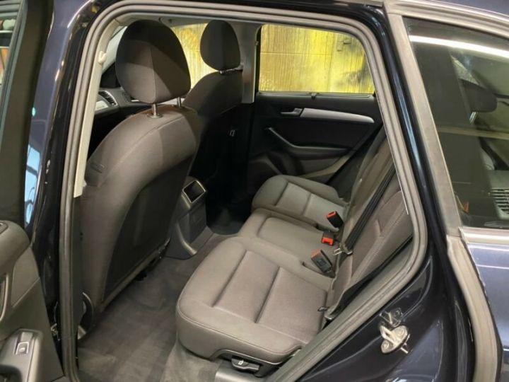 Audi Q5 2.0 TDI quattro S Tronic~NAVI~XENON~PANORAMA,1ere Main,47000Kms Bleu Peinture métallisée - 9