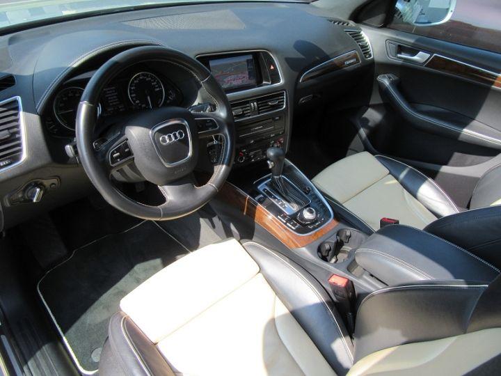 Audi Q5 2.0 TFSI 245CH AVUS QUATTRO TIPTRONIC Gris Clair Occasion - 2