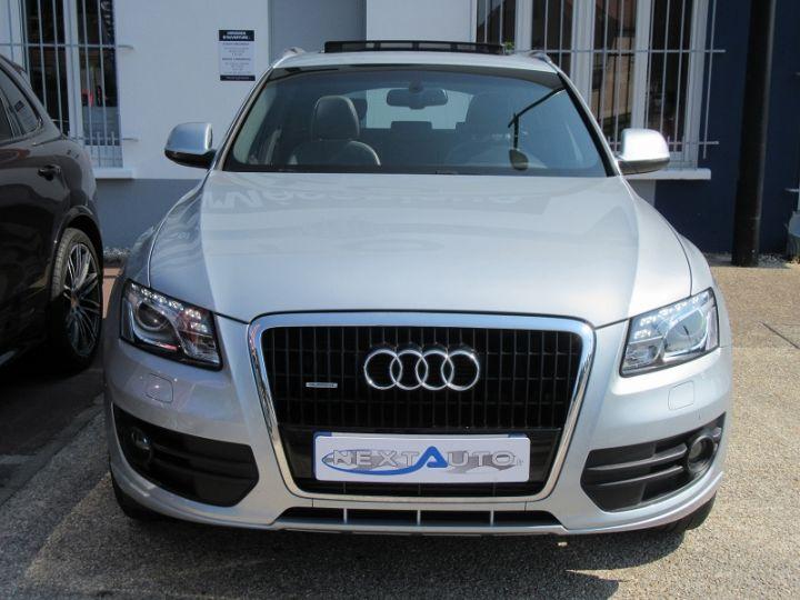 Audi Q5 2.0 TFSI 245CH AVUS QUATTRO TIPTRONIC Gris Clair Occasion - 6