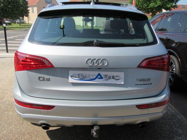 Audi Q5 2.0 TFSI 245CH AVUS QUATTRO TIPTRONIC Gris Clair Occasion - 7
