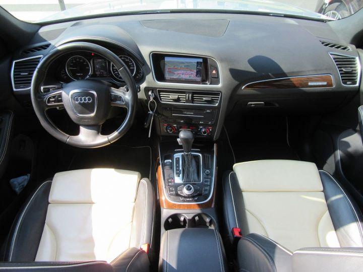 Audi Q5 2.0 TFSI 245CH AVUS QUATTRO TIPTRONIC Gris Clair Occasion - 8
