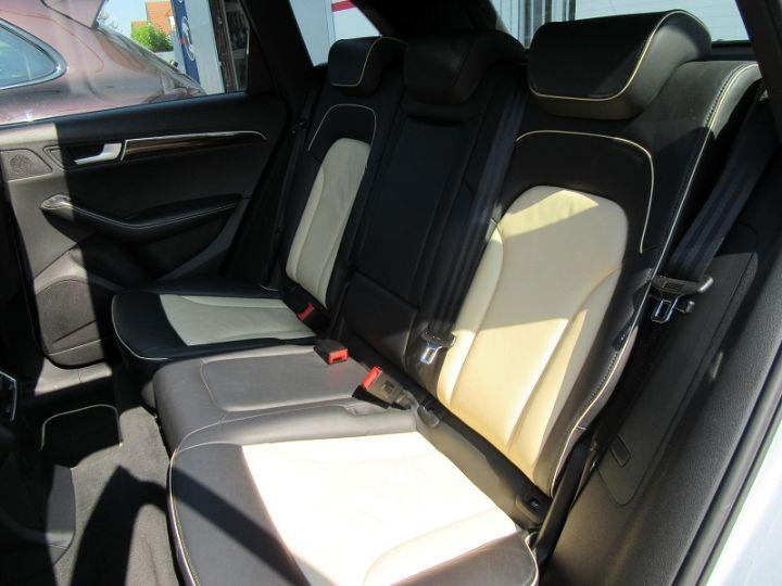 Audi Q5 2.0 TFSI 245CH AVUS QUATTRO TIPTRONIC Gris Clair Occasion - 9