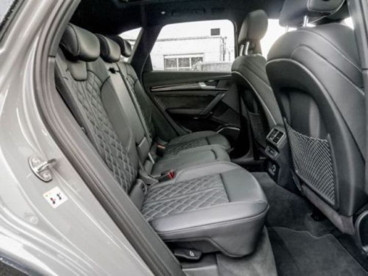 Audi Q5 2.0 TFSI 252CH S LINE QUATTRO S TRONIC 7 GRIS Occasion - 8