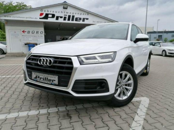 Audi Q5 2.0 TFSI Quattro GPS/Toit Panoramique/Phare LED/ Cockpite Virtuel /Régulateur adaptatif / Garantie 12 mois  Blanc - 1