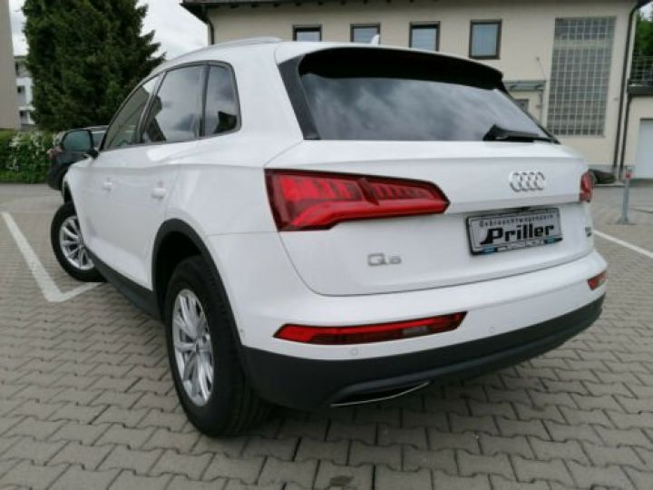 Audi Q5 2.0 TFSI Quattro GPS/Toit Panoramique/Phare LED/ Cockpite Virtuel /Régulateur adaptatif / Garantie 12 mois  Blanc - 4