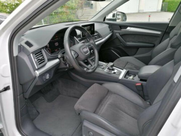 Audi Q5 2.0 TFSI Quattro GPS/Toit Panoramique/Phare LED/ Cockpite Virtuel /Régulateur adaptatif / Garantie 12 mois  Blanc - 7