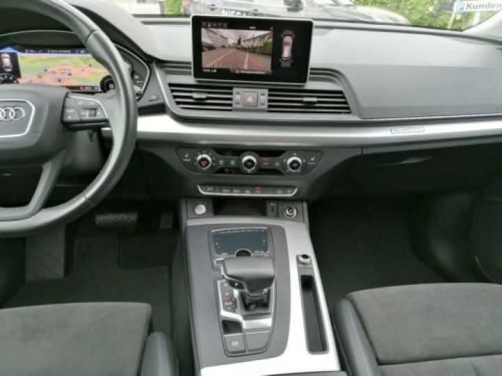 Audi Q5 2.0 TFSI Quattro GPS/Toit Panoramique/Phare LED/ Cockpite Virtuel /Régulateur adaptatif / Garantie 12 mois  Blanc - 10