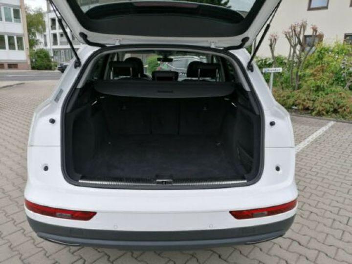 Audi Q5 2.0 TFSI Quattro GPS/Toit Panoramique/Phare LED/ Cockpite Virtuel /Régulateur adaptatif / Garantie 12 mois  Blanc - 12