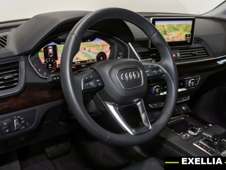 Audi Q5 2.0 TFSI Quattro S-Tronic BLEU PEINTURE METALISE Occasion - 5