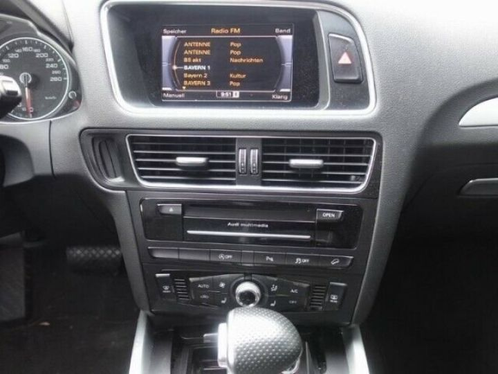 Audi Q5 2.0L TDI QUATTRO S LINE  BLANC - 8