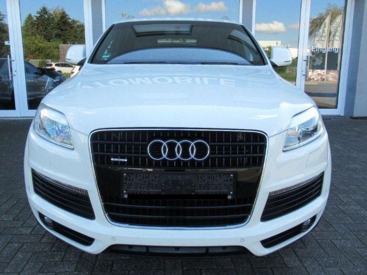 Audi Q5 3.0 TDI 239  quattro S- Line (03/2009) Calla Blanc - 3