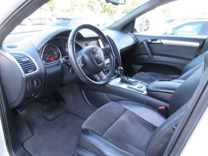 Audi Q5 3.0 TDI 239  quattro S- Line (03/2009) Calla Blanc - 7