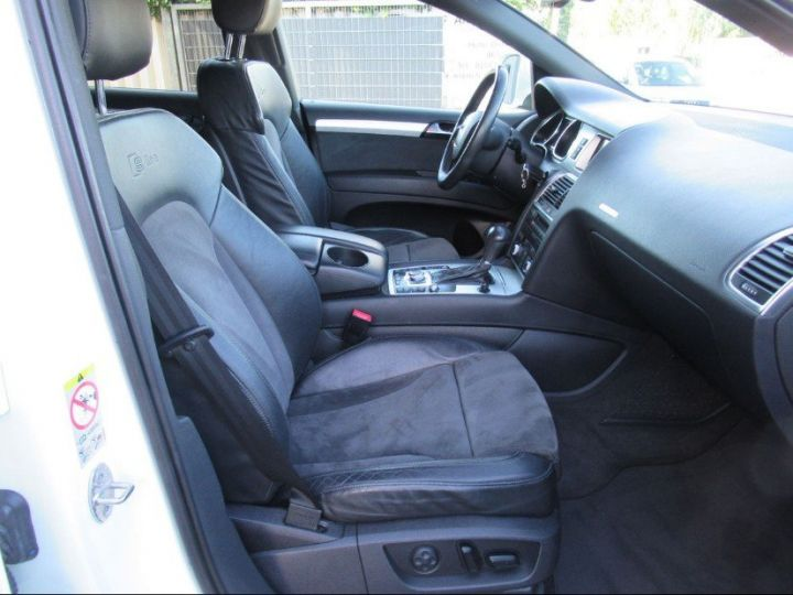 Audi Q5 3.0 TDI 239  quattro S- Line (03/2009) Calla Blanc - 10
