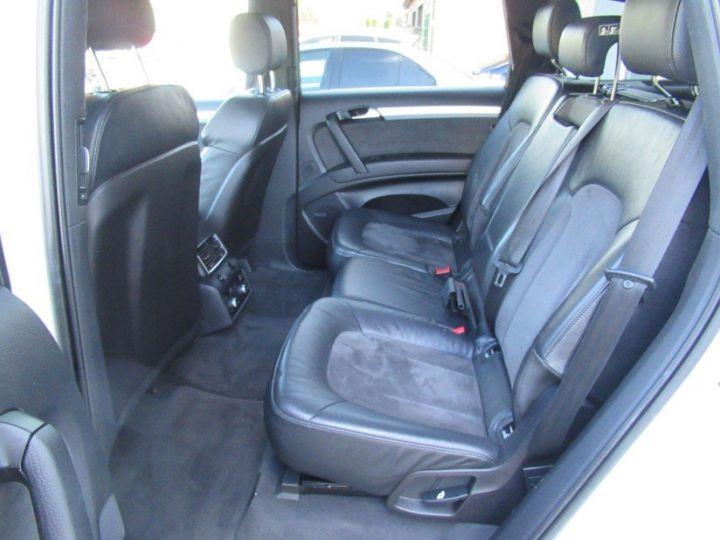 Audi Q5 3.0 TDI 239  quattro S- Line (03/2009) Calla Blanc - 11