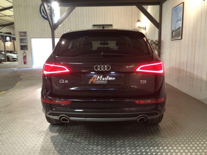 Audi Q5 3.0 TDI 245 CV AVUS QUATTRO BVA Gris - 4