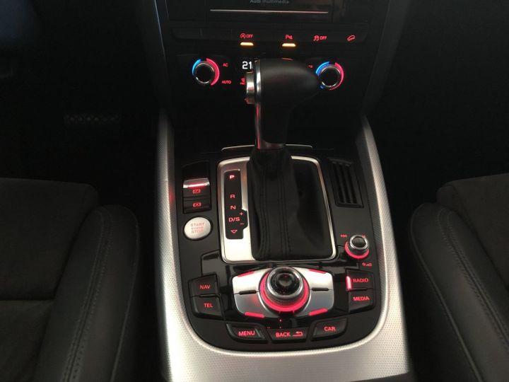 Audi Q5 3.0 TDI 245 CV AVUS QUATTRO BVA Gris - 9