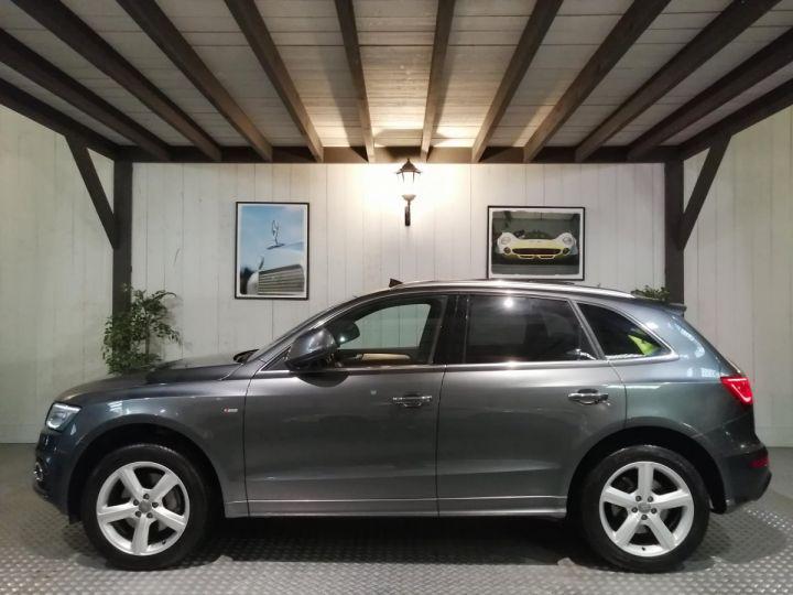 Audi Q5 3.0 TDI 245 CV SLINE QUATTRO BVA Gris - 1