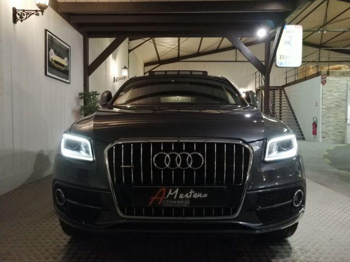 Audi Q5 3.0 TDI 245 CV SLINE QUATTRO BVA Gris - 3