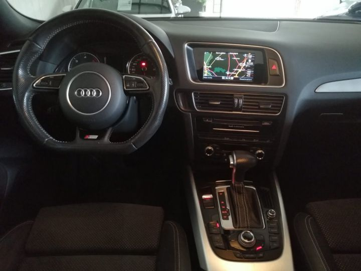 Audi Q5 3.0 TDI 245 CV SLINE QUATTRO BVA Gris - 6