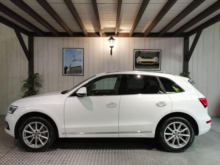 Audi Q5 3.0 TDI 258 CV AVUS QUATTRO BVA Blanc - 1