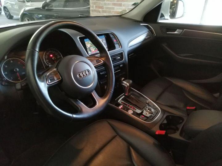 Audi Q5 3.0 TDI 258 CV AVUS QUATTRO BVA Blanc - 5