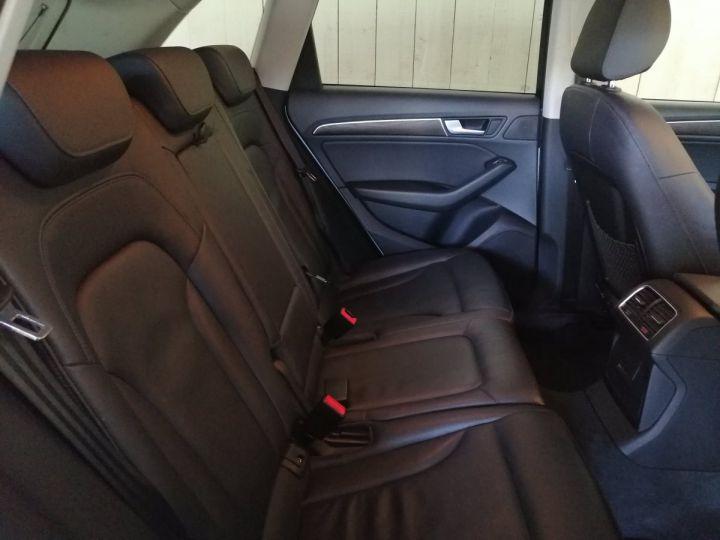 Audi Q5 3.0 TDI 258 CV AVUS QUATTRO BVA Blanc - 9