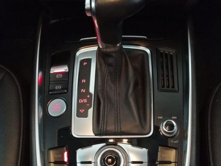 Audi Q5 3.0 TDI 258 CV AVUS QUATTRO BVA Blanc - 10