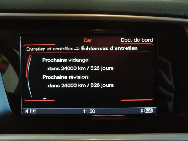 Audi Q5 3.0 TDI 258 CV AVUS QUATTRO BVA Blanc - 11