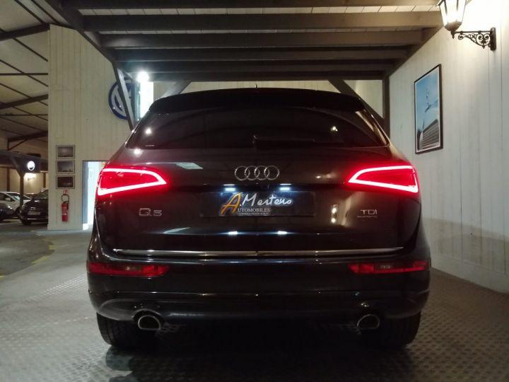 Audi Q5 3.0 TDI 258 CV AVUS QUATTRO BVA Gris - 4