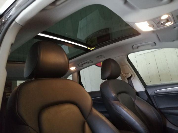 Audi Q5 3.0 TDI 258 CV AVUS QUATTRO BVA Gris - 13