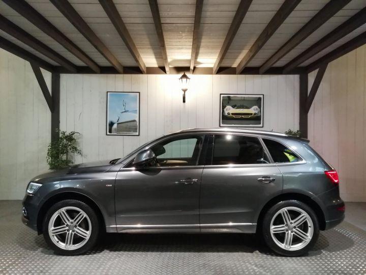 Audi Q5 3.0 TDI 258 CV SLINE QUATTRO BVA Gris - 1