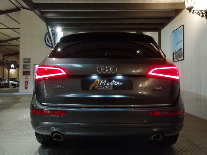 Audi Q5 3.0 TDI 258 CV SLINE QUATTRO BVA Gris - 4