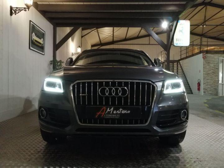 Audi Q5 3.0 TDI 258 CV SLINE QUATTRO BVA Gris - 3